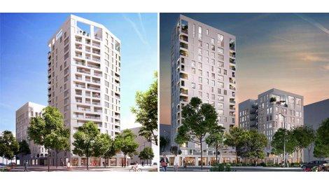 Appartement neuf Vizio à Nantes