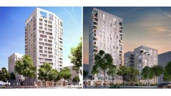 Appartements neufs Vizio éco-habitat à Nantes