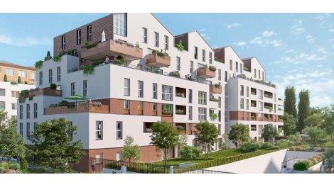 Appartement neuf Unisph'Air - Parc de Maison Blanche investissement loi Pinel à Neuilly-sur-Marne