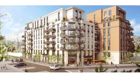 Appartement neuf Amadeus à Clichy