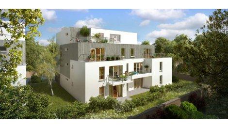 Appartement neuf Les Jardins d'Eugénie éco-habitat à Amiens