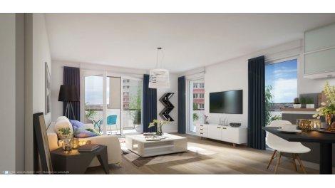 appartement neuf à Bagnolet