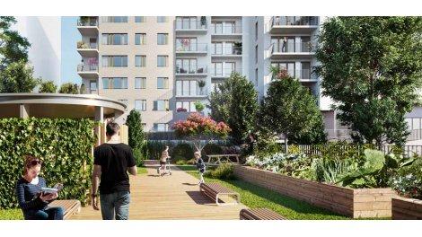 Appartement neuf Complemen'Terre investissement loi Pinel à Asnieres-sur-Seine