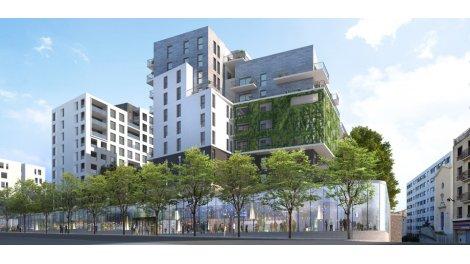 Appartement neuf Univ'r Isoard investissement loi Pinel à Marseille 1er
