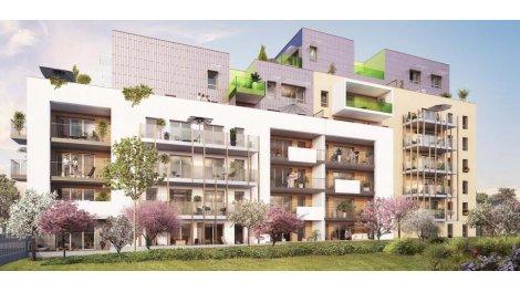 Appartement neuf Les Ateliers investissement loi Pinel à Grenoble