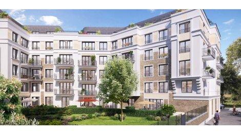 Appartement neuf Canal Avenue investissement loi Pinel à Clamart
