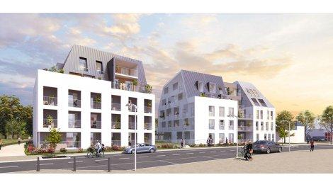 Appartements neufs Archipel investissement loi Pinel à Sainte-Luce-sur-Loire