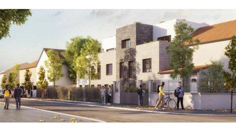 Appartements et maisons neuves La Venelle des Cerisiers éco-habitat à Chevilly-Larue