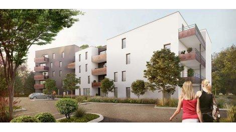 immobilier basse consommation à Maxéville