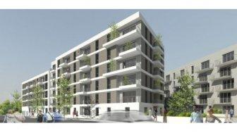 Appartements neufs Elogia investissement loi Pinel à Le Petit-Quevilly