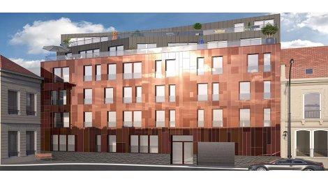 Appartements neufs Le Club investissement loi Pinel à Valenciennes