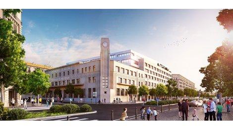 Appartement neuf Le Castel à Marseille 2ème