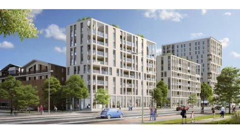 Appartement neuf Innlove éco-habitat à Bordeaux