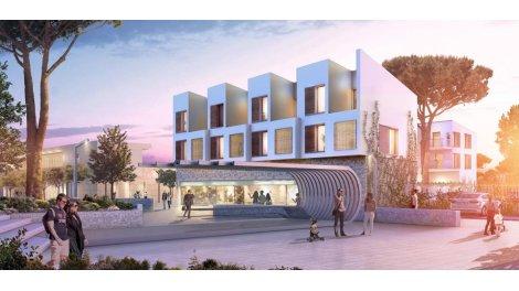 Appartement neuf Hestia éco-habitat à Saint-Jean-de-Vedas