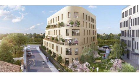 Appartement neuf Le Baron investissement loi Pinel à Mantes-la-Jolie