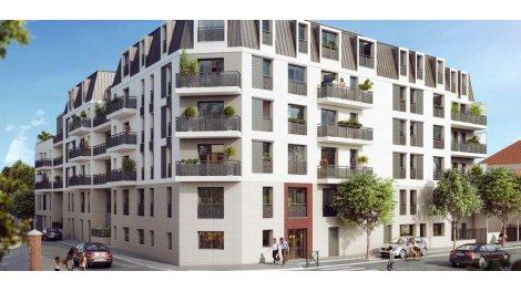 Appartement neuf Coeur Utrillo à Sannois