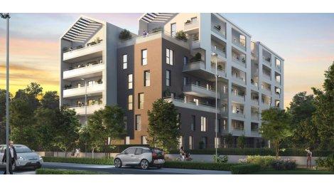 Appartement neuf Ilum'in - Parc Maison Blanche investissement loi Pinel à Neuilly-sur-Marne