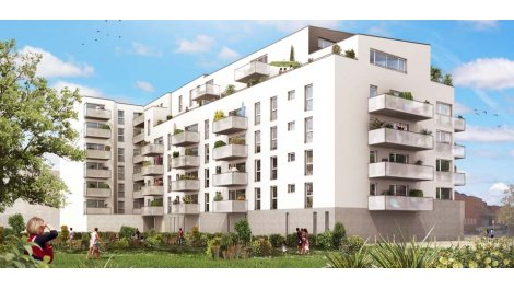 logement neuf à Reims