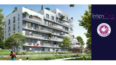Appartement neuf Intencité investissement loi Pinel à Dijon