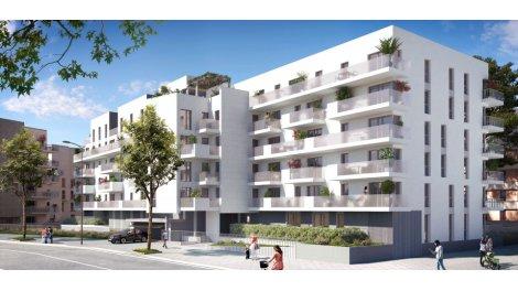 Appartement neuf Cosmos O'Rizon éco-habitat à Gif-sur-Yvette