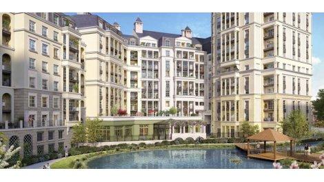 Appartement neuf L'Orangerie investissement loi Pinel à Puteaux
