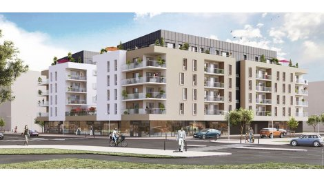 Appartement neuf In City investissement loi Pinel à Caen