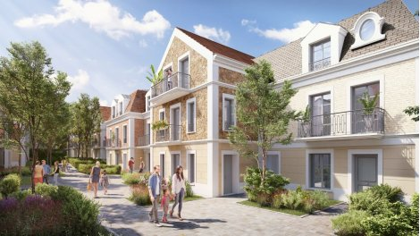 Appartement neuf Allée de Meudon à Clamart