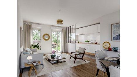Appartement neuf Avenue Lecomte à Villiers-sur-Marne