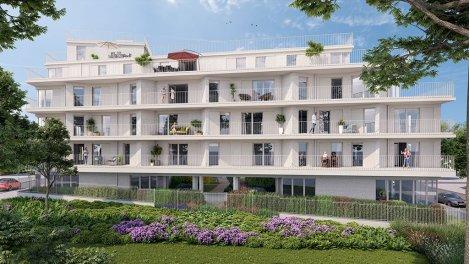 Appartement neuf Rue Edouard Renard à Pantin