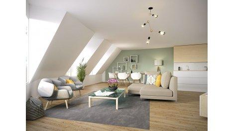 Appartement neuf 3 rue Saint-Denis à Colombes