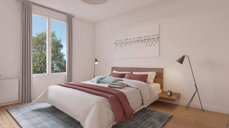 Appartement neuf 3 rue Jacques Decour à Suresnes