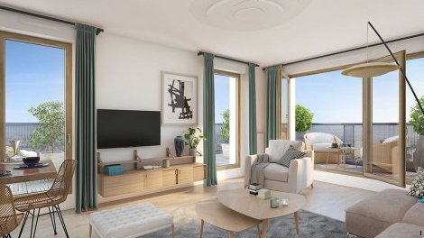 Appartement neuf Les Allées Maria Casarès à Gennevilliers