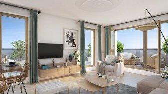 Appartements neufs Les Allées Maria Casarès à Gennevilliers