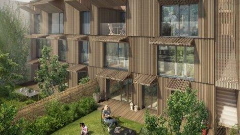 Appartement neuf 7 rue de Tolbiac à Paris 13ème