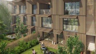 Appartements neufs 7 rue de Tolbiac à Paris 13ème