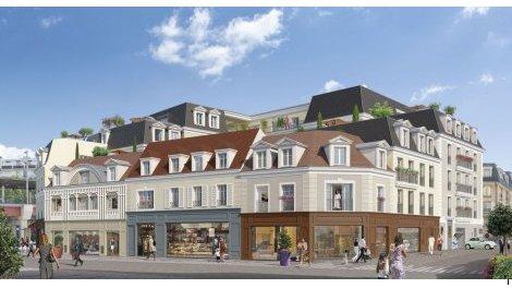 3 rue saint denis colombes programme immobilier neuf. Black Bedroom Furniture Sets. Home Design Ideas