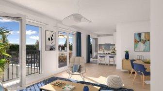 Appartements neufs 4 Boulevard Carnot investissement loi Pinel à Alfortville
