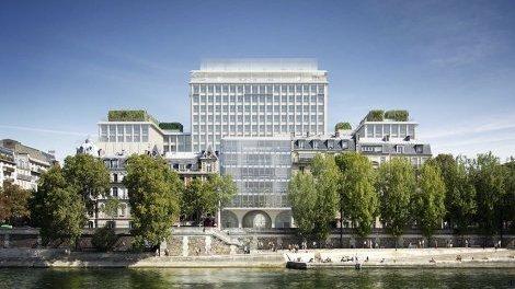 Appartement neuf Rue Agrippa d'Aubigné à Paris 4ème