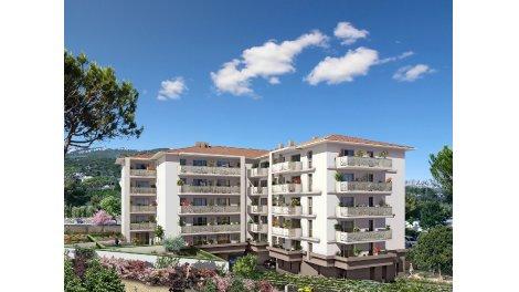 Appartement neuf Cap Ouest à Toulon