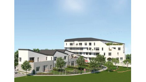 Appartement neuf Villa Nova à Dijon