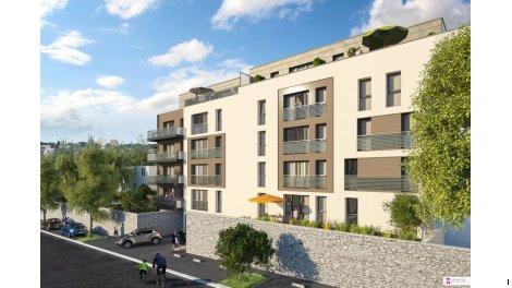 Appartement neuf Les Terrasses Schuman à Nantes