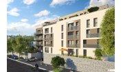 Appartements neufs Les Terrasses Schuman investissement loi Pinel à Nantes