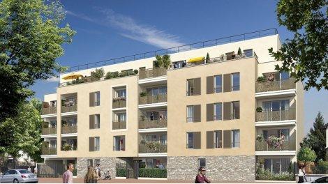 Appartement neuf Villa Richelieu investissement loi Pinel à Livry-Gargan