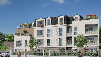 Appartements neufs Villa Sevin investissement loi Pinel à Achères