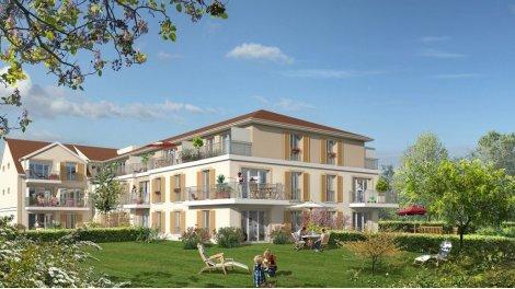 Appartement neuf Green Villa investissement loi Pinel à Rambouillet