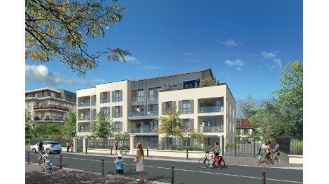 appartement neuf à Deuil-la-Barre