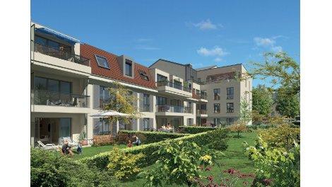 logement neuf à Deuil-la-Barre