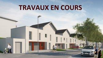 Appartements neufs Jardin de Lys investissement loi Pinel à Besançon
