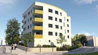 Appartements neufs Art Temis investissement loi Pinel à Besançon