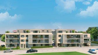 Appartements neufs Le Cardinal investissement loi Pinel à Besançon